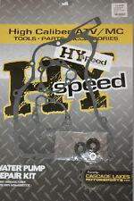 HYspeed Water Pump Repair Kit Gaskets Seals NEW Honda CR125R 1990-2004