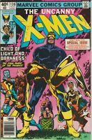 Uncanny X-Men #136, FN- 5.5, Dark Phoenix Saga, Wolverine, Storm