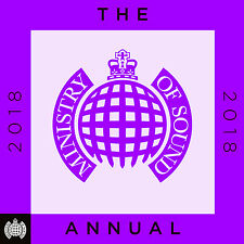 The Annual 2018 Ministry of Sound 3 CD Set