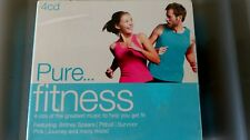 Pure Fitness CD Box Set - 4CDs (New - Unopened)