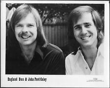 ~ England Dan and John Ford Coley Original 1970s Agtency Promo Photo Rock