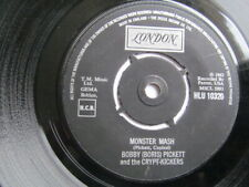 Bobby (boris) pickett & the crypt kickers -Monster mash party  London HLU  10320