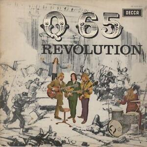 Q65 Revolution 1966 or. HOLLAND lp CLASSIC garage FINE condition!