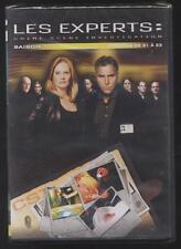 NEUF DVD LES EXPERTS CRIME SCÈNE INVESTIGATION 3 ÉPISODES N°21 A 23 SAISON 1