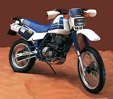 SUZUKI Poster DR600 DR600S 1984 1985 1986 1987 1988 1989 Suitable to Frame