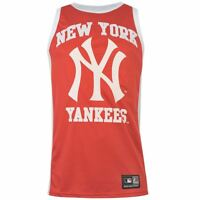 Majestic Men's New York Yankees Baseball/ Basketball Singlet Vest/ Running Top