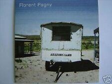 FLORENT PAGNY AILLEURS LAND CD PROMO