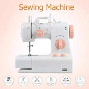 Sewing Machine Beginner Portable Multifunctional Electric Overlock Sewing Tool u