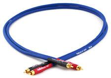 Tellurium Q Blue RCA Cable Interconnect 2RCA-2RCA - 1.0m Pair