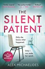 The Silent Patient by Michaelides, Alex Book The Fast Free Shipping