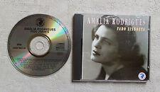 """CD AUDIO DISQUE INT/ AMALIA RODRIGUES """"FADO LISBOETA"""" 1999 SOUNDS OF THE WORLD"""