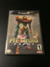 Nintendo Gamecube Metroid Prime 1 Complete Tested Working!