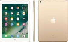 Apple iPad with WiFi, 32GB, Gold (2017 Model) [MPGT2LL/A]  NEW