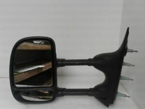 Driver Side View Mirror Manual Dual Arms Fits 03-19 FORD E350 VAN 1318840