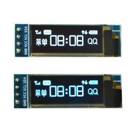 1PCS New 0.91 Inch OLED Display 12832 LCD Display Module Device For Arduino PIC