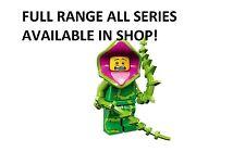 LEGO Minifigures Plant Monster/VENUS FLY TRAP Homme Série 14 non ouvert scellé