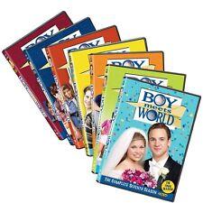 Boy Meets World Complete Series Season 1 2 3 4 5 6 7 Collection DVD Set Lot Show