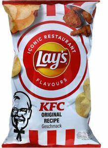 Lays Chips KFC Chicken Geschmack 150 g Beutel
