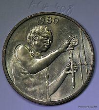 ETATS DE L'AFRIQUE DE L'OUEST  25 francs 1980 aca408