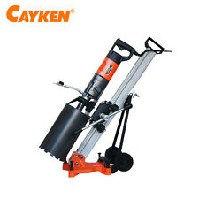 "Cayken 6-1/2"" Diamond Core Drill Concrete Drill Handheld With Stand Scy-26/3Ebmi"
