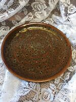 """JACLYN SMITH CHINA TODAY MOTTLED BROWN Salad Desert PLATE 8 1/4"""" BRYDAN SPONGED"""