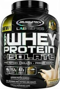 MUSCLETECH WHY PROTEIN + ISOLATE