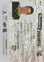 2018-19 Parkhurst Permits #PA-2 Sidney Crosby Pittsburgh Penguins