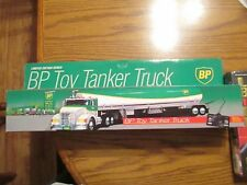 1992 BP Limited Edition Toy Tanker Truck Wired Remote Control.