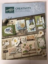 Stampin' Up! 2019-2020 Catalog And Idea Book