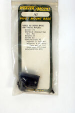 Weaver Cooey 71, Enfield, Ruger, Winchester Pivot Scope Mount #147