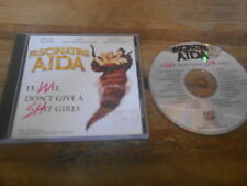 CD OST Nica Burns - Fascinating Aida (20 Song) FIRST NIGHT REC jc