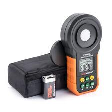 PM6612L Digital Luxmeter/FC Meter 200000Lux/20000FC Peakmeter LED Licht Tester