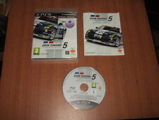 Gran Turismo 5 Academy Edition Sony Playstation 3 / PS3