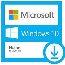 Windows 10 Home 32/64 bit Genuine License Key Instant delivery 🔑