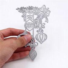 Cutting Dies Stencil Scrapbook Album Paper Card Embossing Xmas DIY Craft