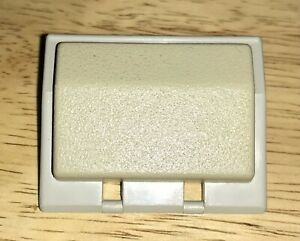 1984 Apple Macintosh Plus SE Mouse Model M0100 Platinum Top BUTTON Part ONLY