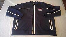 Nike Team USA Basketball Authentic Jacket 3XL Blue Dream Team Excellent Rare