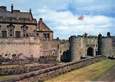 Stirling Castle : Entry and Garden