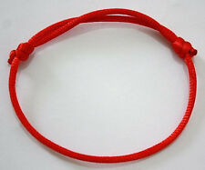 2 Handmade Kabbalah Red String Bracelet Evil Eye Jewelry Kabala Lucky Bracelet