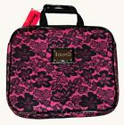 Betsey Johnson FEMME FATALE Lace or BLOOMING FLOWERS Laptop Computer Case NWT