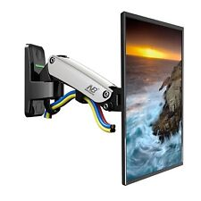 StandMounts Full Motion Gas Spring Articulating Swivel TV Wall Mount Bracket for