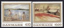 Denmark MNH 1988  Paintings