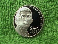 États-unis 5 Centimes 2007 S Preuve