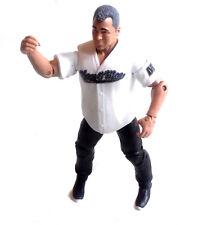 "WWF Wwe Tna Wrestling Shane McMahon Mattel Elite SuperPose 6"" Juguete Figura Rara"