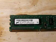 Micron DDR3 1GB Desktop RAM 1333MHZ