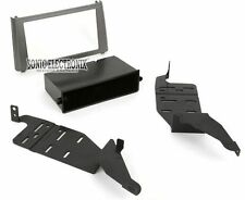 Scosche NN1648B Single/Double DIN Install Dash Kit for 2000-03 Nissan Maxima
