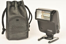 Contax TLA 30 Bounce / Tilt Electronic Flash / Strobe With Case