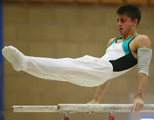 Max Whitlock UNSIGNED photo - 1744 - English gymnast - Parallel bars