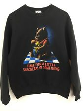 Vtg Mickey And Co Winnie The Pooh Crewneck Sweatshirt Sz Small/Med
