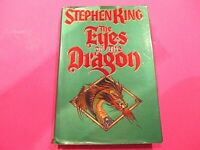 The Eyes of the Dragon by Stephen King 1987 First Edition 1st Print. Hardcover